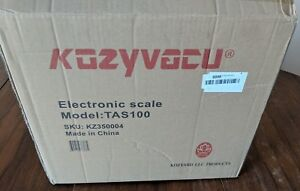 Kozyvacu 220lbs Digital Electronic Refrigerant Charging Weight Scales For Hvac