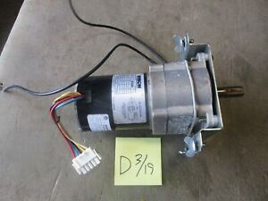 Used Ice Auger Motor For Cornelius Soda Machine Ed150 bch Ed300 bc Free Shipping