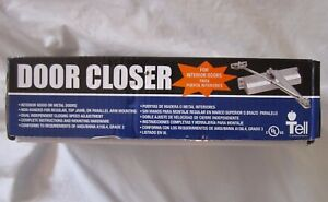 Tell Commercial Door Closer For Interior Doors 300 Series Size 3 New In Box