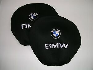 Bmw Head Rest Covers