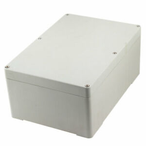Plastic Electrical Junction Box Switch Connection Case 10 4 X 7 3 X 4 5