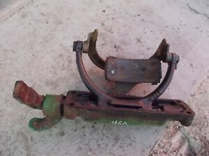 1946 John Deere A Tractor Jd Clutch Brake Stop Fork Pad Assembly A20r