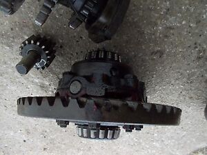 Farmall C Tractor Ih Transmission All Set Drive Gears Ring Pinion Drive Assembly