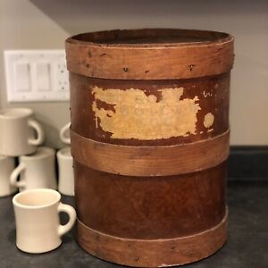 Antique General Store Candy Barrel Reliable Confections Chicago Madison