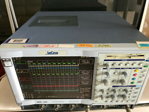 Lecroy Dda 260 Disk Drive Analyzer 4ch 2ghz Digital Oscilloscope Loaded Options