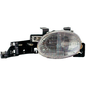 For Dodge Neon 1995 1996 1997 1998 1999 Left Side Headlight Assembly
