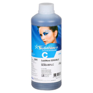 Inktec Sublimation Ink sublinova Sensible Cyan