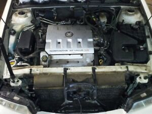 2002 Cadillac Seville Air Cleaner