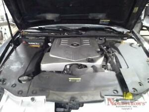 2007 Cadillac Sts Air Cleaner