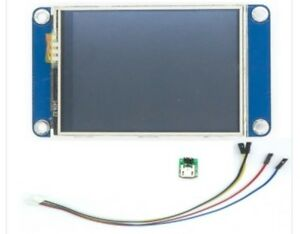 2 4 Nextion Uart Hmi Tft Lcd Display Module With Touchscreen