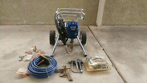 Graco Ultra 395 Airless Paint Sprayer local Pick up Only