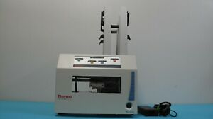 Thermo Scientific Rapidstak Model F01489 Microplate Stacker With Two Magazines