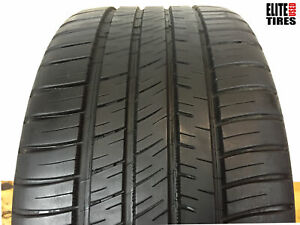 1 Michelin Pilot Sport A s 3 P255 35zr18 255 35 18 Tire 7 25 7 5 32
