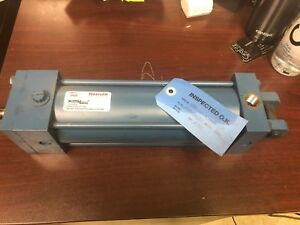 Rexroth Pneumatic Cylinder R433030711 3 4 Inch X 9 250 Psi New Surplus