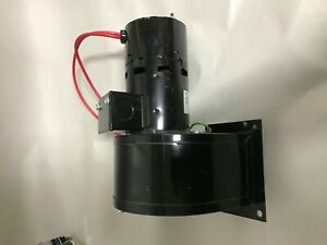 Fasco 1 25 Hp Motor With Squirrel Cage Blower Type U21b Sw280 10 Ck88