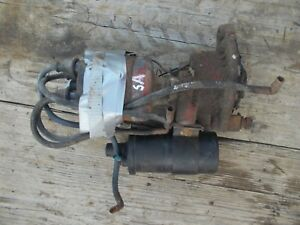 Farmall Super A Sa Tractor Ih Distributor Drive Assembly Wires Coil
