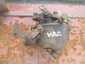 Case Vac Tractor Marvel Schebler Carburetor Good Working Ready To Use