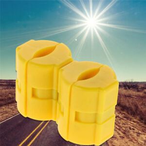 2pcs Universal Magnetic Gas Fuel Saver For Car Truck Boat Reduce Emission Sweet