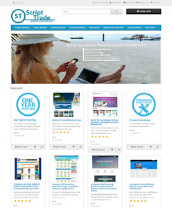 Latest Turnkey Websites Selling Business 100 Autopilot Free Hosting 1 Month
