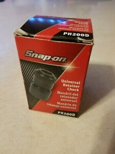 Snap On Tools Universal Retainer Chuck Ph200d Air Hammer Chisel Brand New In Box