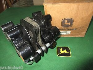 New Oem John Deere Self Propelled Sprayer Brake Caliper An206558 4920 4930