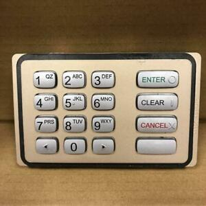 Nautilus Hyosung Atm Machine Keypad 5000k Epp Used 1500 gold