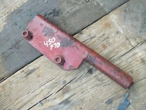 Farmall 350 300 400 450 Tractor Pto Power Take Off M w Handle Extension Veryrare