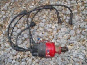 Farmall Cub Or Lo Low Boy Tractor Ih Engine Motor Distributor Drive