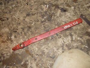 Mccormick Farmall F12 Tractor Original Ih Left Brake Handle Lever