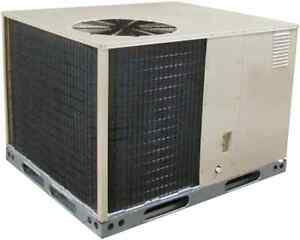 Comfort aire 2 5 Ton 13 Seer 45k Btu Gas Packaged Ac Unit Tgrg30451e