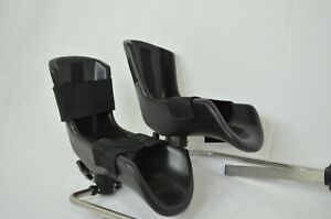 Steris Amsco Banana Boot Stirrups Pair In Good Condition
