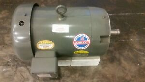 Baldor 7 5 Hp Electric Motor 3450 Rpm 3phase 208 230 460 60hz