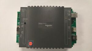 Schneider Electric Andover Continuum Bcx1 cr 0 Bacnet Controller Router