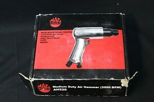 Mac Tools Medium Duty Air Hammer Ah520 Nib Free S H