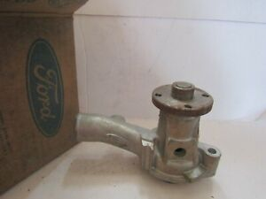 71 Ford Pinto 73 Mercury Capri Water Pump Nos