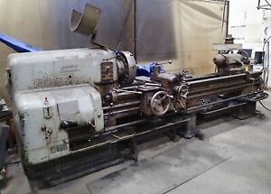 American Tool Works Pacemaker Lathe 20 X 96