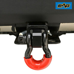 2 Receiver Hitch D Ring Isolator 3 4 Bow Anchor Shackle