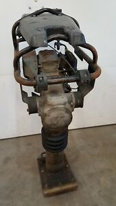 Mbw Ground Pounder Honda 3hp Engine Jumping Jack Wacker Tamper Trench Rammer