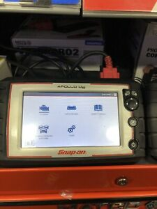 Snap On Apollo D8 18 4 Diagnostic Scan Tool