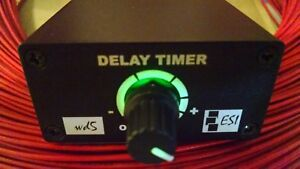 Wiper Delay Switch With 2 30 Second Delay Universal Fit Use With 24 Volt Wipers