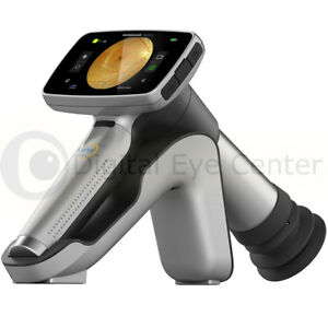 New 16 Mpx Portable Handheld Fundus Camera 45 Deg Lens Included