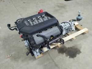 2011 2014 Mustang Coyote 5 0 Engine Drop Out With Manual 6 Speed 643563