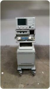 Datascope System 90t 0998 00 0061 01transport Intra Aortic Balloon Pump On Cart