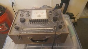 Vintage Knight Tube Tester Model 83 Xy 142 143 Allied Radio Chicago Works