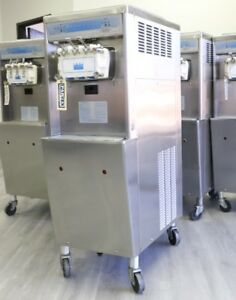 Taylor 794 Soft Serve Ice Cream Frozen Yogurt 2008 Single Phase Air Cooled