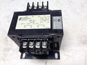 Hammond 128707 250 Kva 250 Va Control Transformer 120 Vac Secondary