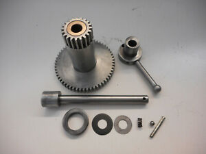 Atlas Craftsman 6 Metal Lathe Back Gear Assembly M6 243x