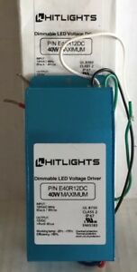 Hitlights Dimmable Led Voltage Driver