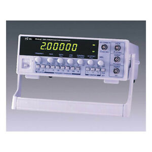 Unisource Fg 8102 2mhz Sweep Function Generator 6 Digit Display