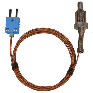 Oakton Wd 08500 74 High pressure Pipe Plug Thermocouple Probe Type t